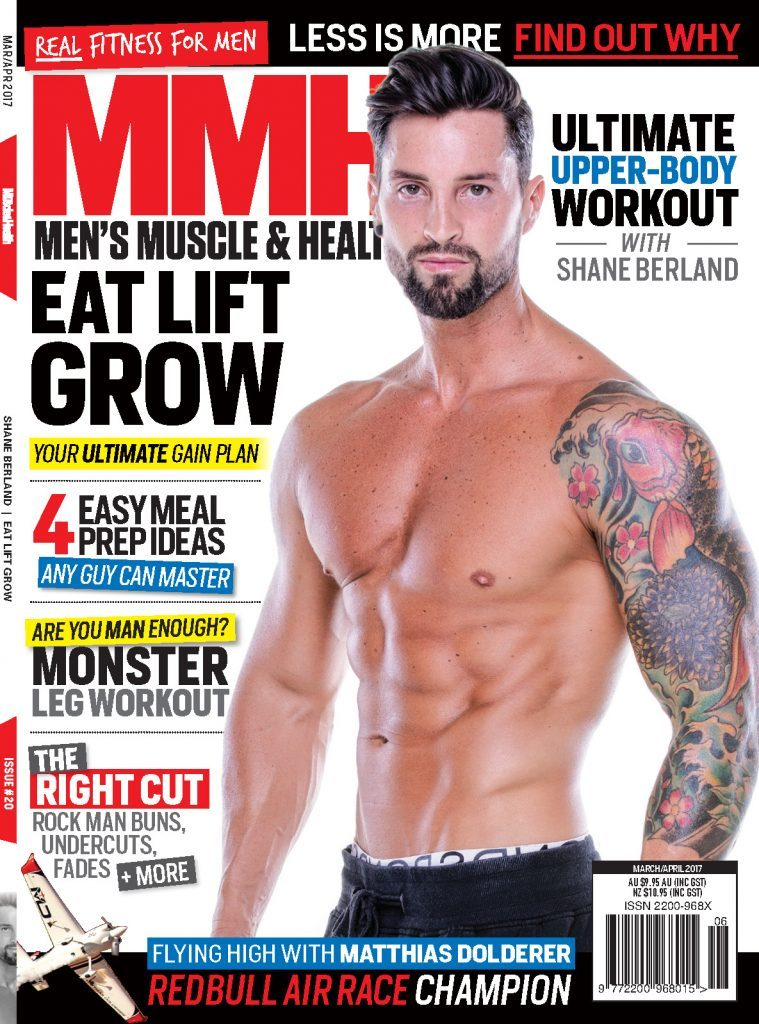 How To Find The Perfect Do For You Men S Muscle Health Magazine