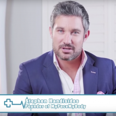 Aesthetic Beauty and Male Grooming Expert – Stephen Handisides